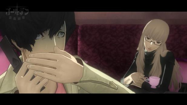 'Catherine' screenshot