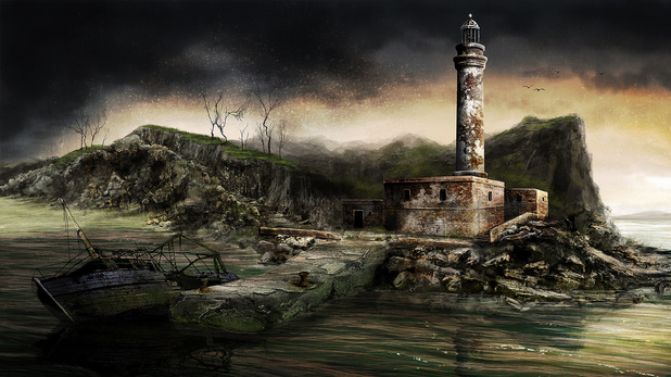 'Dear Esther' screenshot