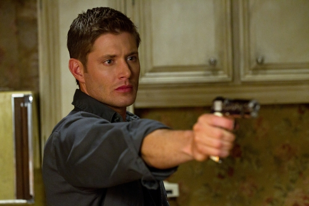 Supernatural S07E13 - 'The Slice Girls'