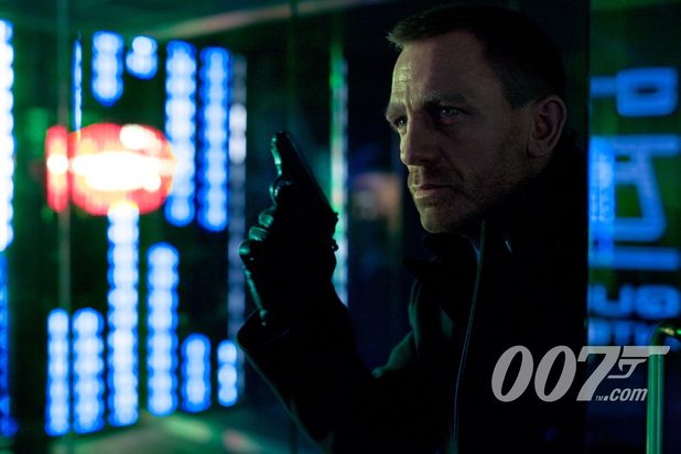 Skyfall, Daniel Craig, James Bond