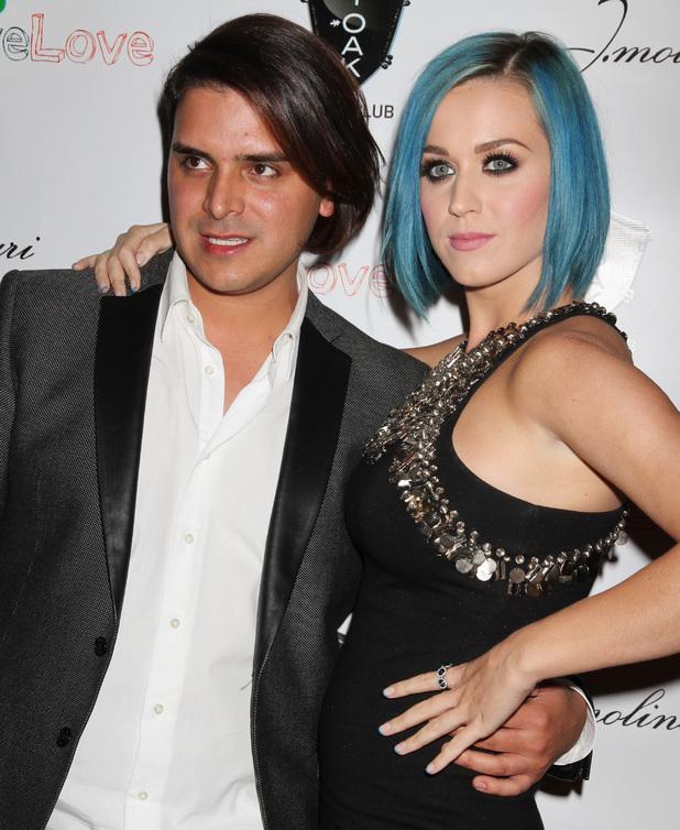 Markus Molinari, Katy Perry