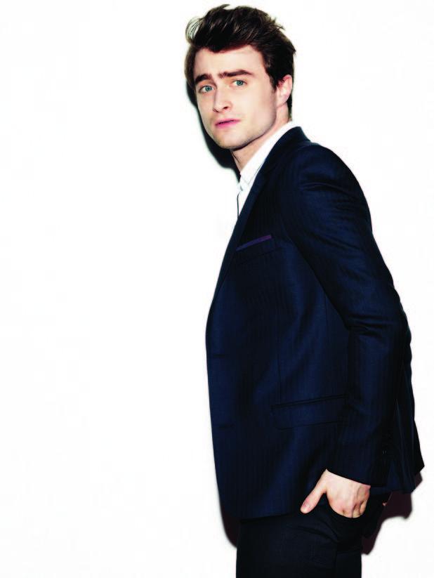 Daniel Radcliffe, Esquire magazine