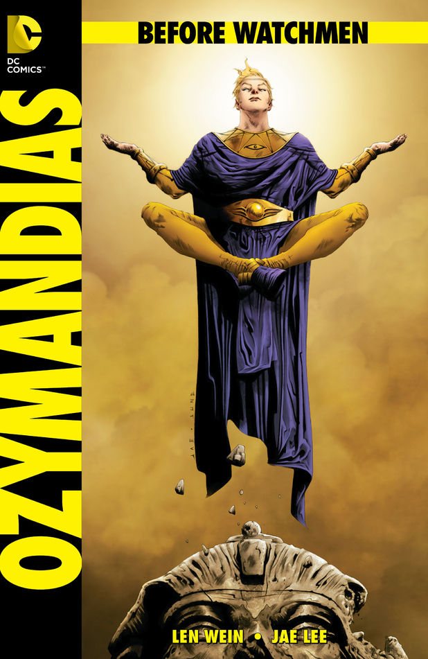 Ozymandias by Jae Lee