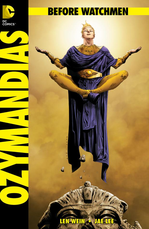 Ozymandias by Jae Lee