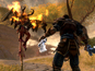Epic teams with Kingdoms of Amalur staff