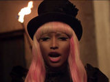 David Guetta and Nicki Minaj: 'Turn Me On' video sitll