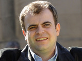 Simon Gregson who plays Steve Mcdonald in Corrie