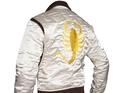 Win a replica of the Drive scorpion jacket, as worn by Ryan Gosling's character.