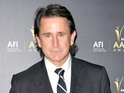 The Borgias star will play Anthony LaPaglia's on-screen son in the fashion drama.