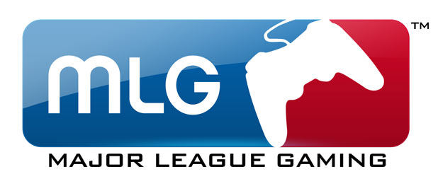 Major League Gaming (MLG) logo