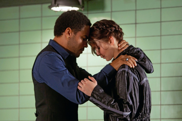 The Hunger Games, Lenny Kravitz, Jennifer Lawrence
