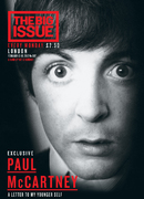 Big Issue, Paul McCartney