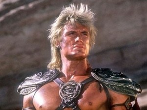 Dolph Lundgren, He-Man
