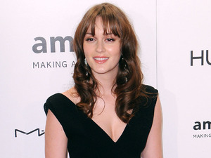 Leighton Meester, AmFAR Benefit Gala