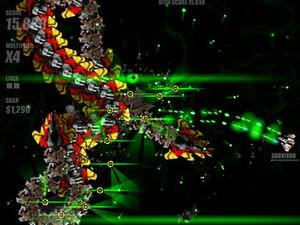 Screenshot from Beat Hazard Ultra