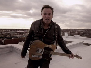 Bruce Springsteen: 'We Take Care Of Our Own'
