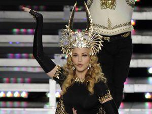 Madonna, Superbowl
