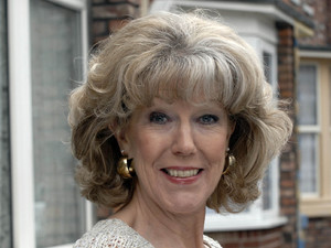 Sue Nicholls, Corrie