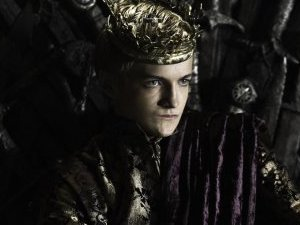 Game Of Thrones Series 2: Jack Gleeson as Joffrey Baratheon