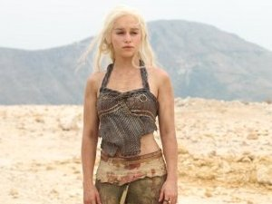 Game Of Thrones Series 2: Emilia Clarke as Daenerys Targaryen