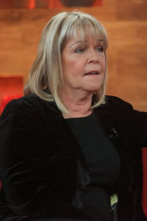 Linda Robson appears on 'Daybreak'