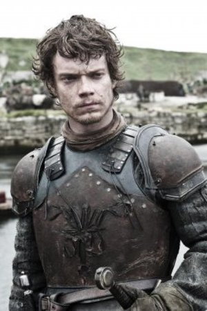Game Of Thrones Series 2: Alfie Allen as Theon Greyjoy