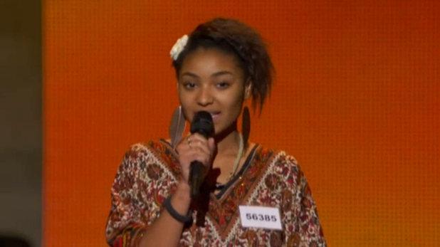 American Idol: Symone Black