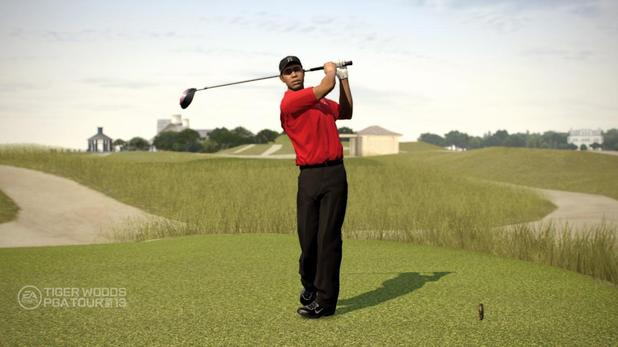 Tiger Woods PGA Tour 13: Legacy Mode - Pro