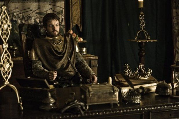 Game Of Thrones Series 2: Gethin Anthony as Renly Baratheon