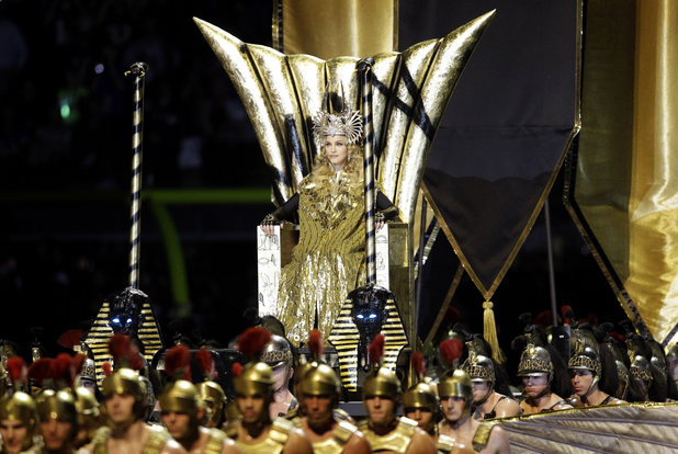 Madonna Super Bowl Performance Gallery