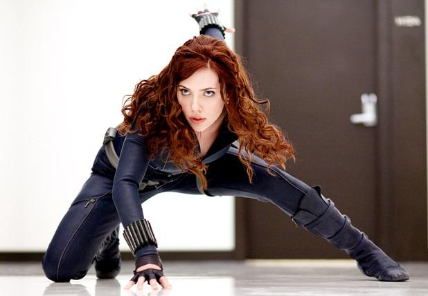 Scarlett Johansson, Xron-Man 2