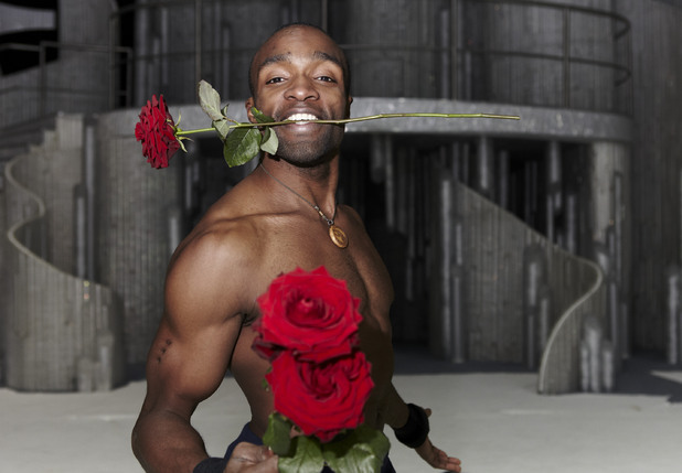 'Dancing On Ice - Behind the scenes' Valentine Day Special: Sebastien Foucan