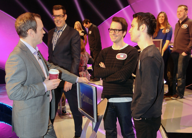 Morgan Jeffrey and Tom Mansell on Pointless