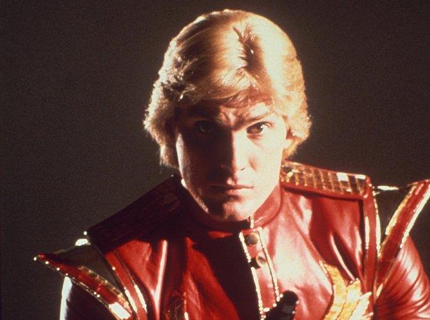 Flash Gordon, Sam Jones