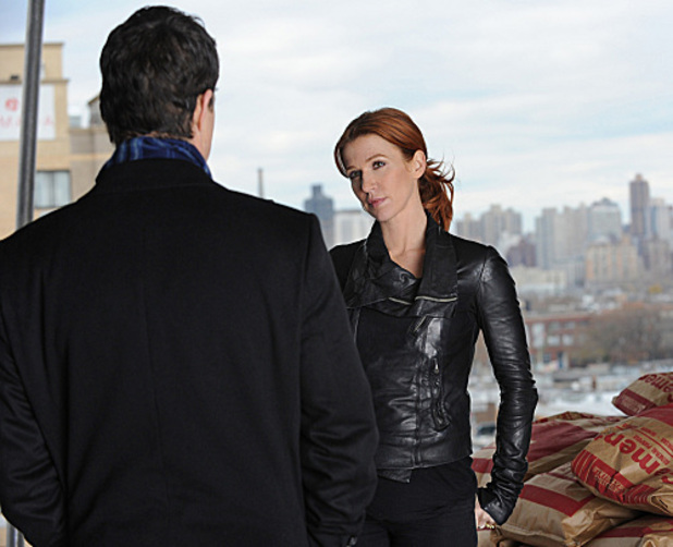 Unforgettable: Carrie (Poppy Montgomery)