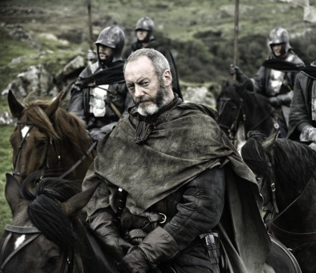 Game Of Thrones Series 2: Liam Cunningham as Ser Davos Seaworth