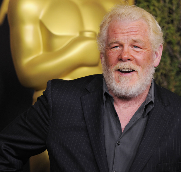 Nick Nolte attends the 84th Annual Academy Awards Nominees Luncheon in Los Angeles