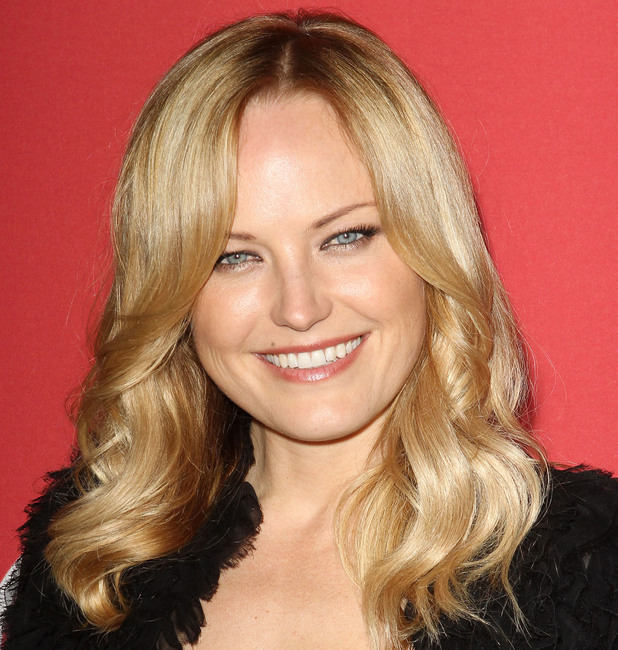 Malin Akerman (Belvedere) RED Pre-Grammys Party With Mary J Blige held In Front of Avalon Hollywood