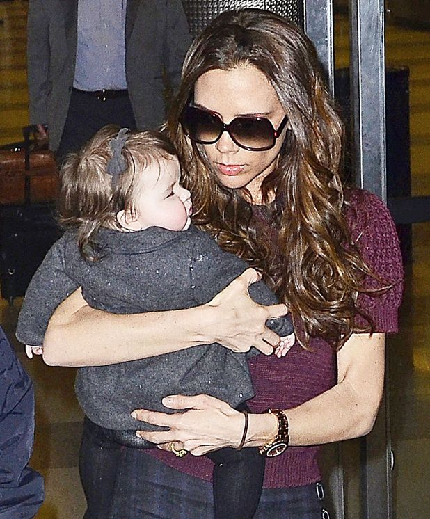 Victoria Beckham, Harper