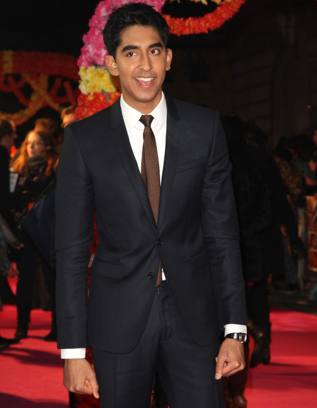 Dev Patel 'The Best Exotic Marigold Hotel' world premiere held at the Curzon Mayfair - Arrivals London