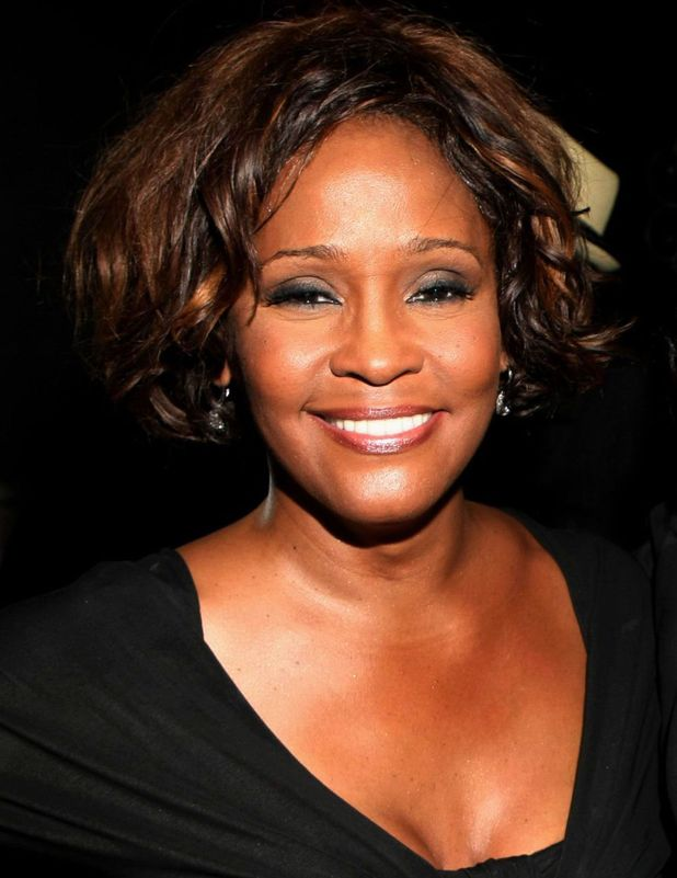 Whitney Houston seen at Kelly Price and Friends Unplugged: For The Love of R&B, 2 days before her death