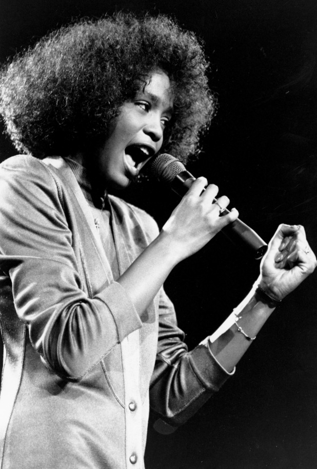 Whitney Houston A Life in Pictures