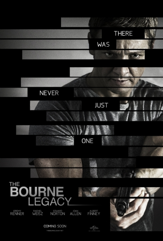 Movies, The Bourne Legacy, poster, Jeremy Renner