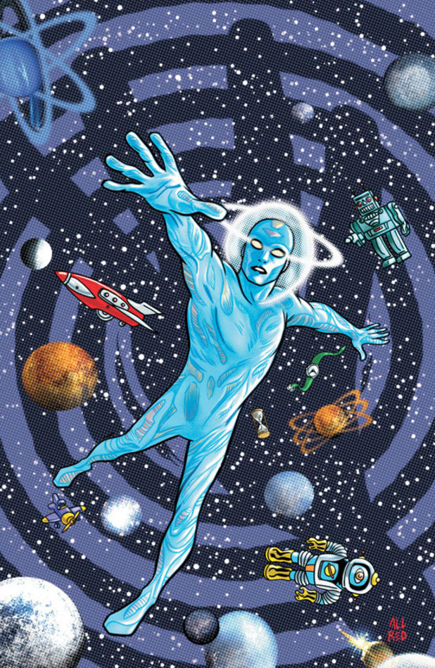 Mystery in Space variant Mike Allred
