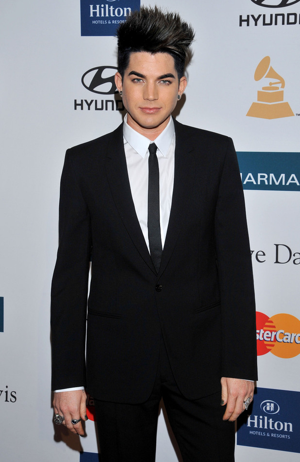 Pre-Grammy Gala 2012 