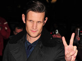 Matt Smith Evening Standard British Film Awards 2012 - Arrivals London