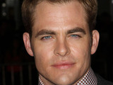 Chris Pine, at the premiere of Twentieth Century Fox's 'This Means War' held at the Grauman Chinese Theatre Hollywood
