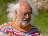 'Time Team' presenter Mick Aston