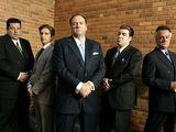 'The Sopranos' cast: Steven R. Schirripa, Michael Imperioli, James Gandolfini, Steven Van Zandt, Tony Sirico