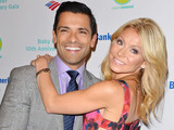 Mark Consuelos and Kelly Ripa Baby Buggy 10th Anniversary Gala at Avery Fisher Hall, Lincoln Center New York City